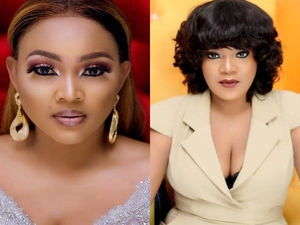 Photo of Actress Wumi Toriola apologizes after blasting Toyin Abraham and Mercy Aigbe