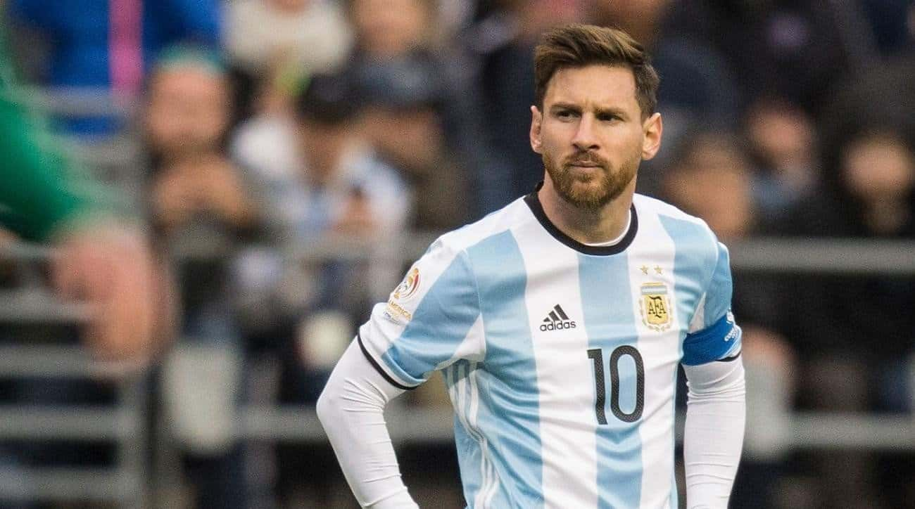 Palestine FA threatens to burn jerseys of Lionel Messi if he plays in Jersualem