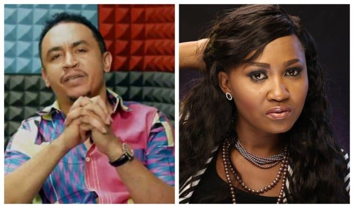 Photo of Daddy Freeze replies actress Mary Remmy Njoku on sexual harassment