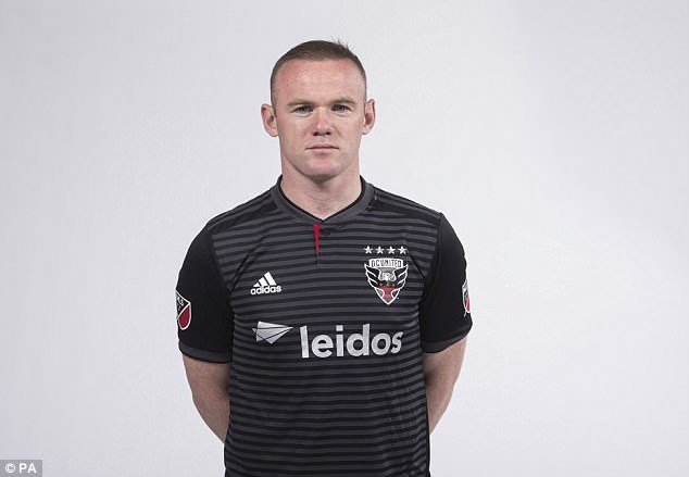 Photo of Wayne Rooney signs three-and-a-half year deal with DC United