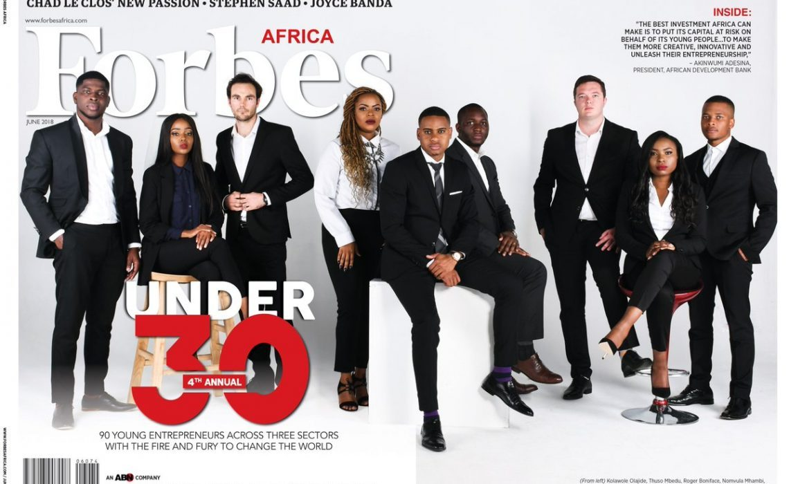 Wizkid and Davido makes 2018 Forbes Africa under 30 individuals
