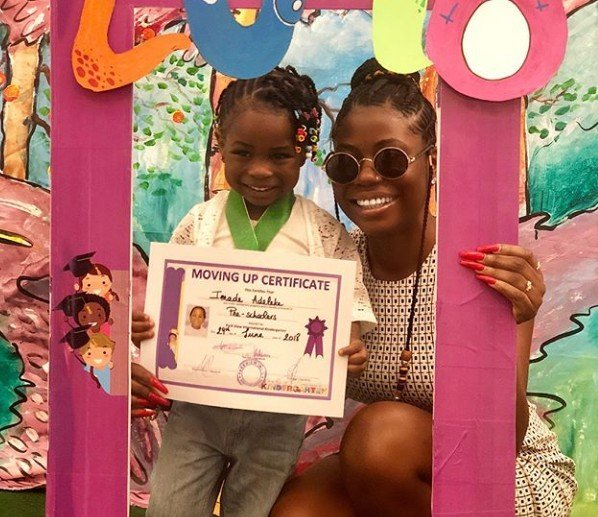 Tiwa Savage and Sophia Momodu celebrate Imade and Jam Jam's graduation