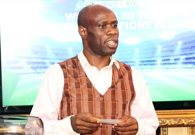 Photo of Taribo West reveals what he saw when he visited the Super eagles camp