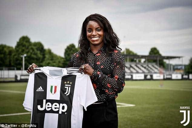Photo of Nigerian-British player, Eni Aluko joins Juventus from Chelsea
