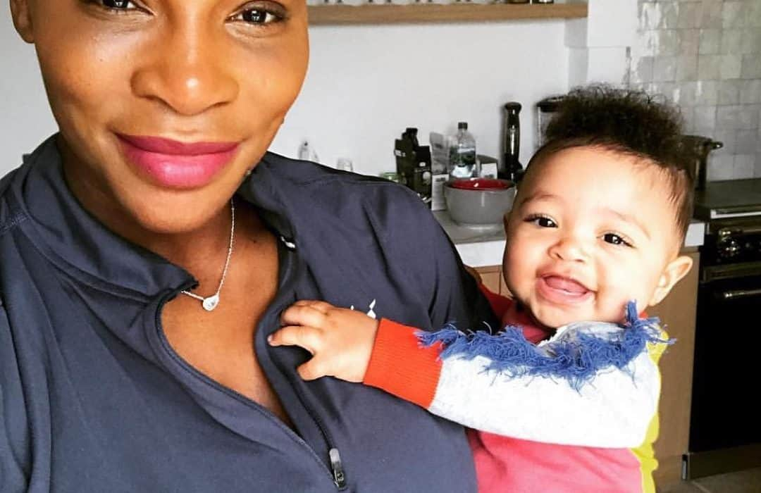 Photo of Serena Williams shares the struggle she is facing with breastfeeding her daughter