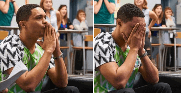 Photo of How Trevor Noah reacted while watching the Nigeria Vs Argentina game