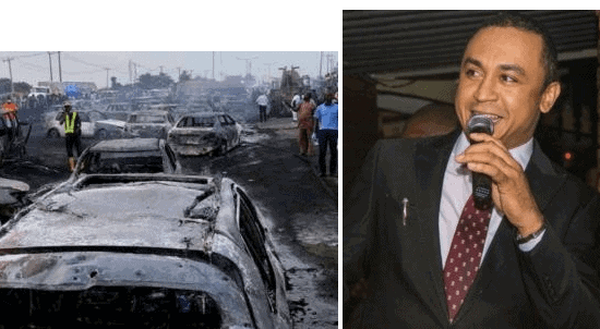 Photo of Daddy Freeze slams pastor who predicted yesterday's tanker accident