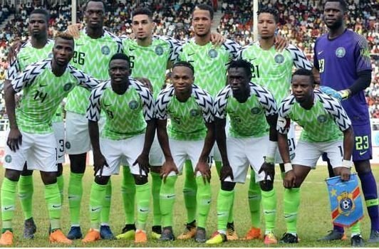 Gernot Rohr releases Super Eagles final 23 man list for Russia 2018