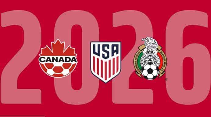Photo of Canada, Mexico and the U.S. will host the 2026 World Cup