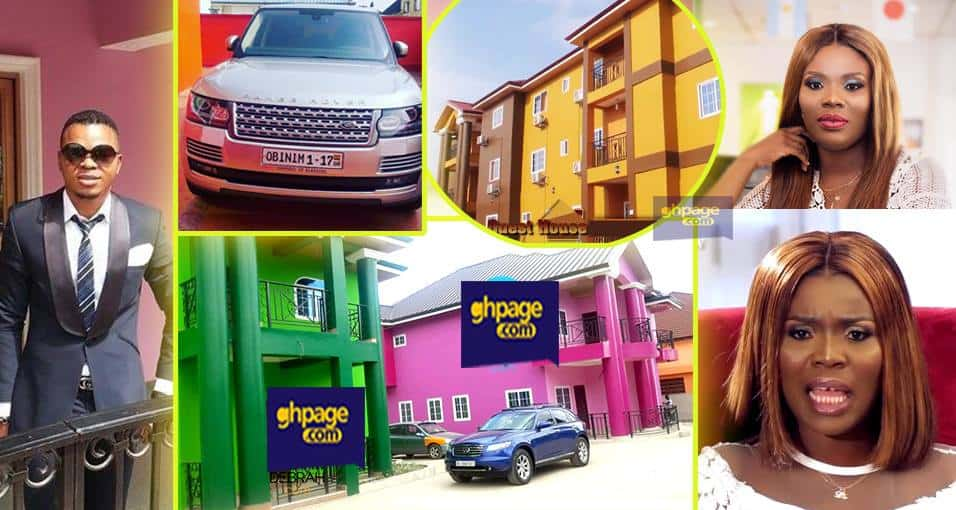 Tithe is too small for me - Ghanaian pastor reveals how he makes his money