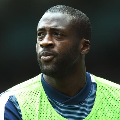 Yaya Toure ready to play for Man City's rivals for one pound per week