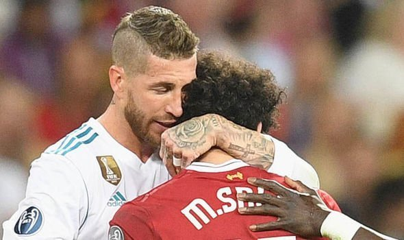 Photo of Sergio Ramos changes his phone number after threats concerning Mohamed Salah