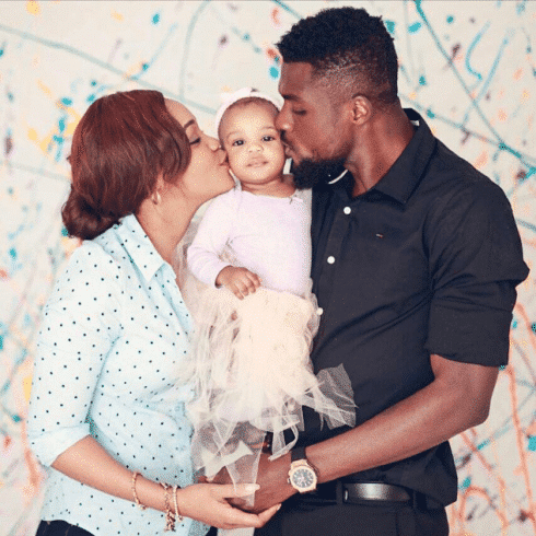 John Ogu and his sister throw shades at his estranged wife's family