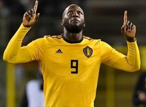 Photo of We were so poor my mother borrowed bread for us to eat – Romelu Lukaku