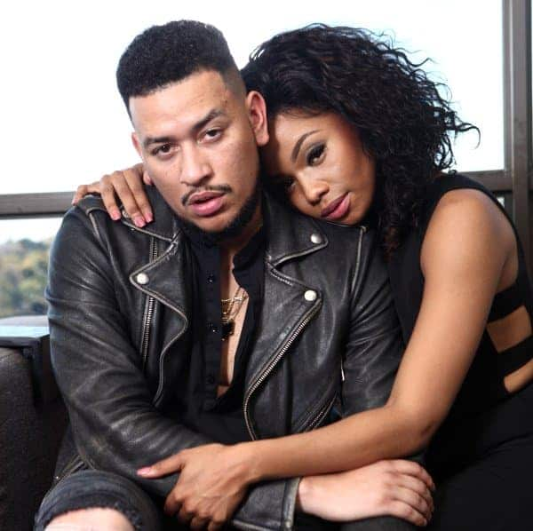Photo of AKA accuses his ex, Bonang Matheba, of charming him with voodoo