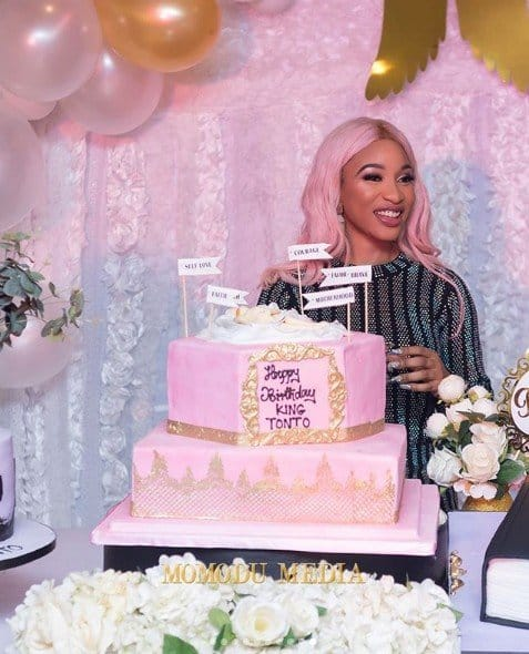 Photo of Photos from Tonto Dikeh's grand and main 33rd birthday party