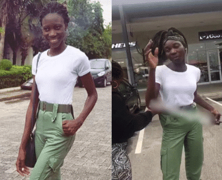 Lawyer of lady accused of stealing mobile phone releases statement