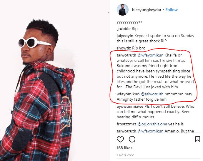 Nigerian rapper, 2 others die