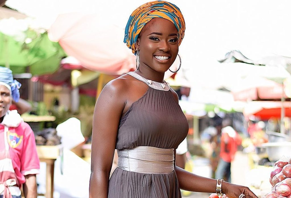 Fella Makafui reacts as boyfriend closed the wine shop he opened for her