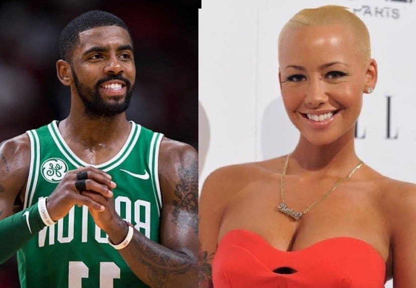 Photo of Amber Rose debunks rumors linking her with NBA star, Kyrie Irving