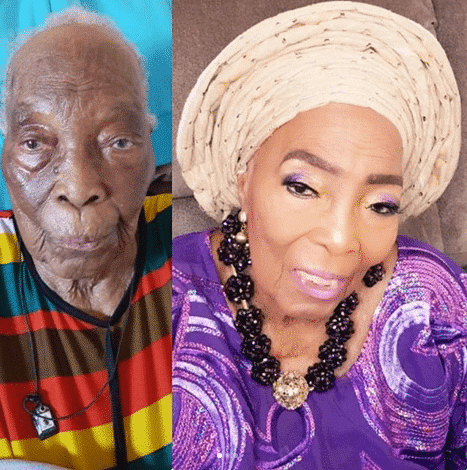 Photo of This 96 year old Grandma's make over has got everyone talking