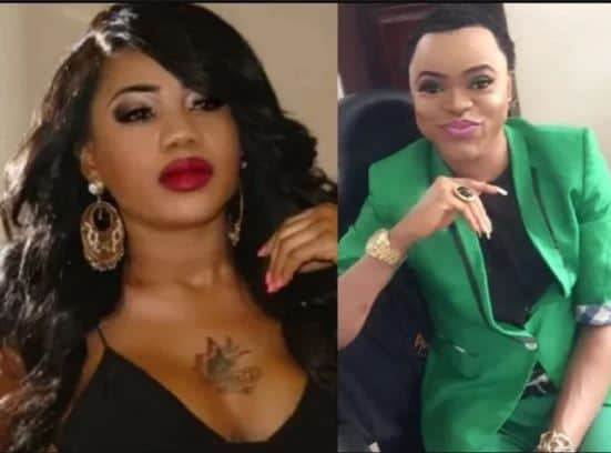 Photo of Bobrisky defends single mums and drags Toyin Lawani