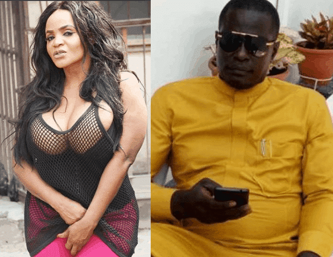 Photo of Cossy Ojiakor beaten and injured by abusive neighbor (photos)