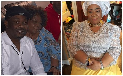 Photo of Show the world that you're not impotent, Don Jazzy teased by his mom