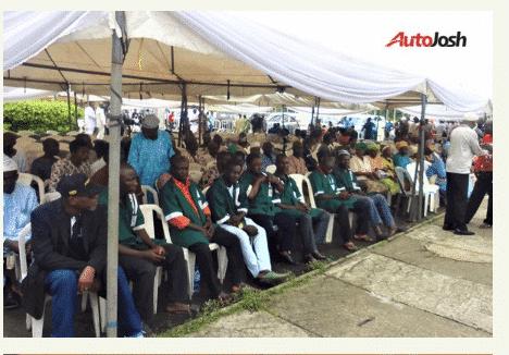 Femi Gbajabiamila Donates 30 Buses