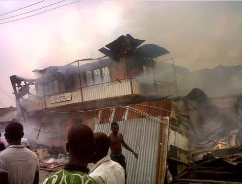 Photo of Two Kids burnt to death in mysterious fire outbreak in Ondo