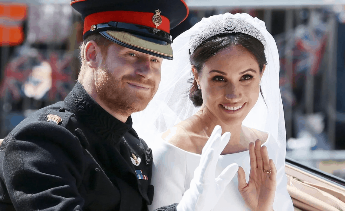 Photo of Meghan Markle and Prince Harry return £7m Worth of Wedding Gifts
