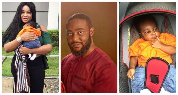 Photo of More photos of Love Child that could crash Dangote's Daughter Marriage