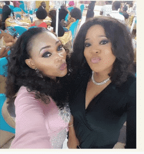 Photo of Mercy Aigbe and Toyin Abraham's Instagram fight sparks a division in Nollywood