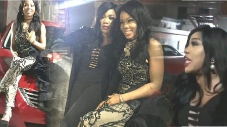 Photo of Nina opens up on why she got a car gift from Toyin Lawani