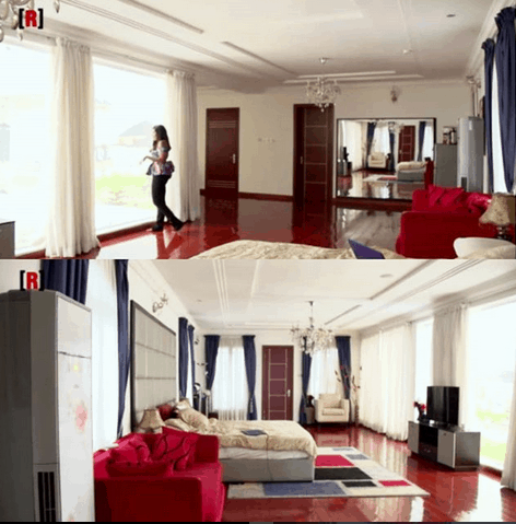 Photo of Linda Ikeji set to move out of her N450million Banana Island mansion into her baby daddy's house (photos)