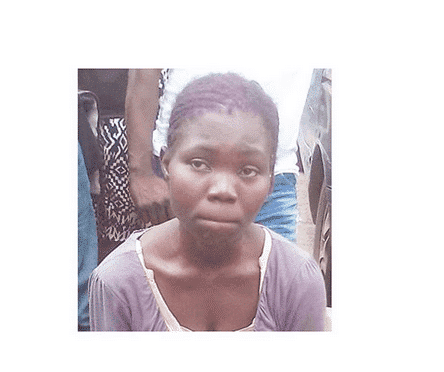 Photo of Lady abducts 2-yr-old girl to cure loneliness