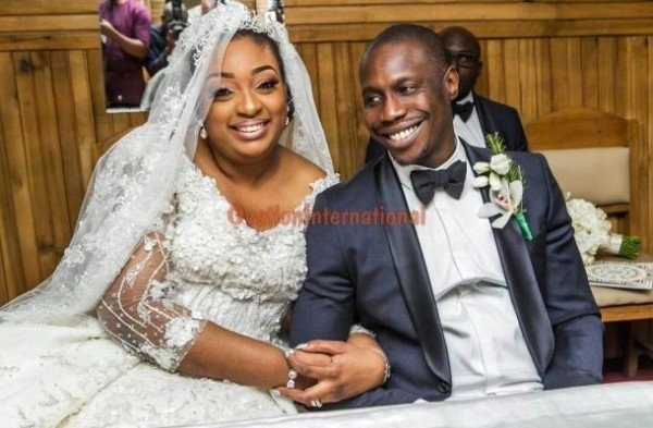 """Photo of """"My marriage to Obasanjo's son,  a nightmare! He abandoned me during our honeymoon…hates touching me – Wife"""