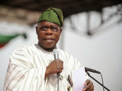 Photo of Obasanjo proves that God is a Nigerian