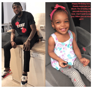 Photo of John Ogu reveals how he sent N1.5m for daughter's birthday party after outburst from sister-in-law