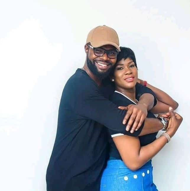 Photo of Stephanie Linus and husband celebrate wedding anniversary