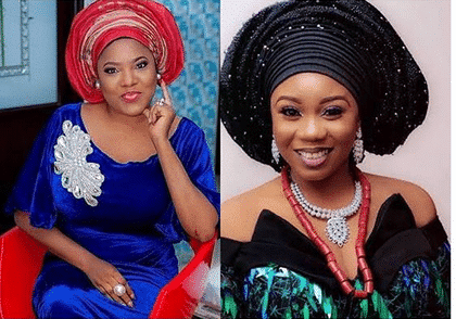 Photo of I stopped being Toyin Abraham's friend after she slapped me – Wunmi Toriola