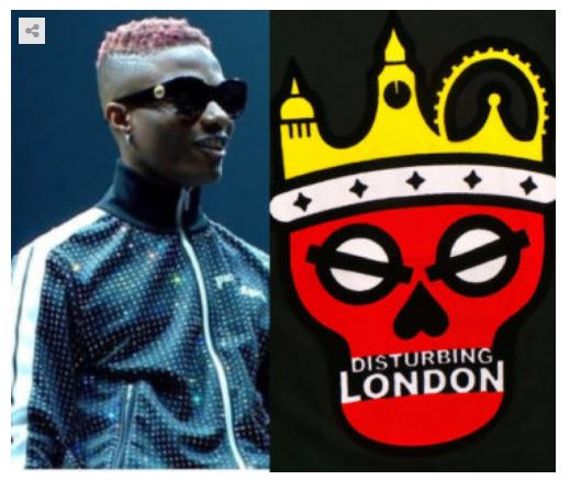 """Photo of Wizkid calls out his management company,""""Disturbing London"""""""