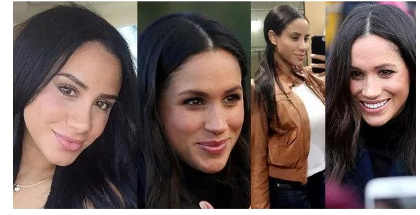 Photo of Meet the woman who says she gets mistaken for newly royal wed, Meghan Markle