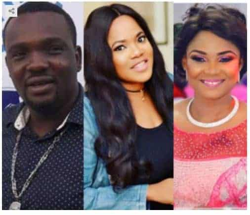 Photo of Yomi Fabiyi's colleagues lament over his mental disorder after exposing Toyin Abraham's dark secrets