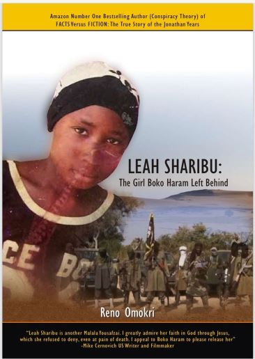 "Photo of Reno Omokri publishes book titled, ""Leah Sharibu: The Girl Boko Haram Left Behind"""