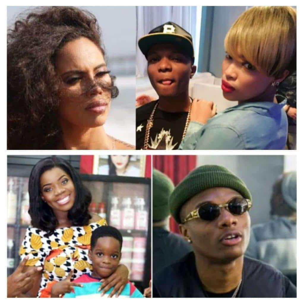 Photo of Sophie Alakija exposes the difficult corner Wizkid's baby mamas are in