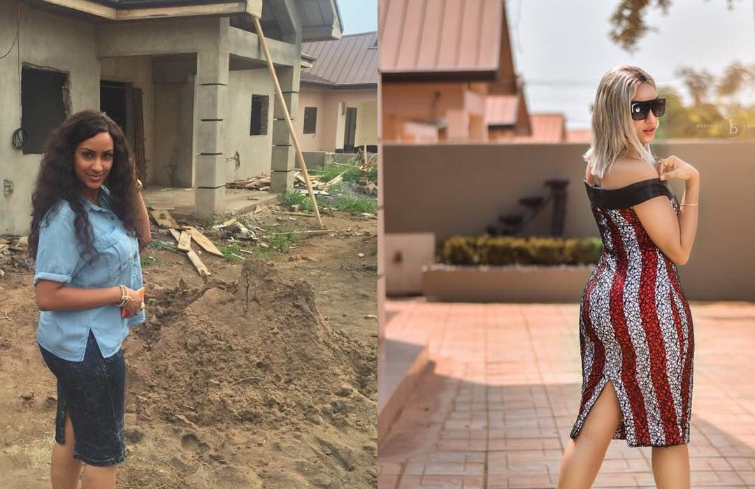 Photo of How Juliet Ibrahim bought her first house at the age of 29