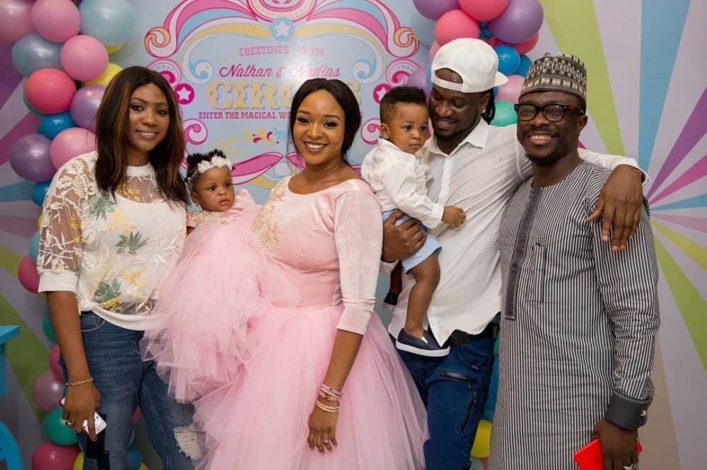Photo of Psquare family crisis deepens, as Paul Okoye throws party without inviting brother (photos)