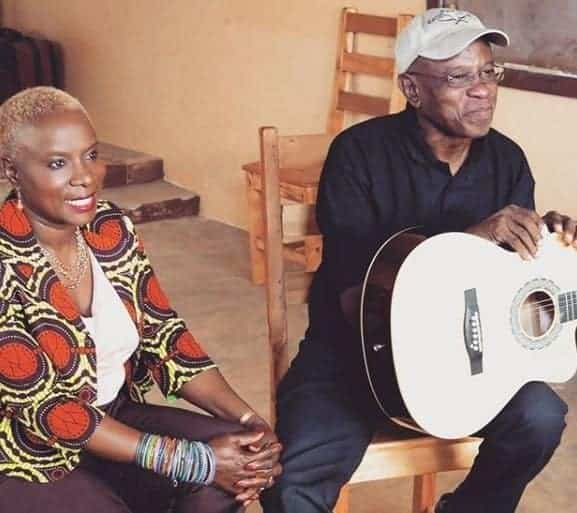 Angelique Kidjo mourns her late brother who mentored her