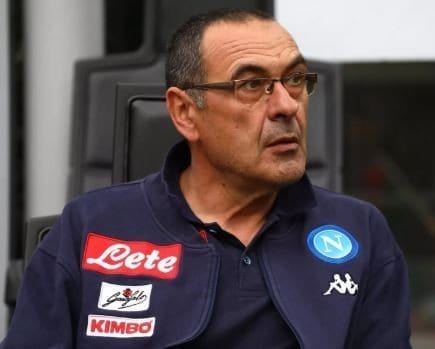 Former Napoli boss, Maurizio Sarri becomes Chelsea manager